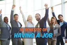 10 Benefits of Having a Job