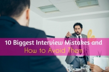 10 Biggest Interview Blunders and How to Avoid Them