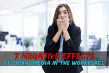 The 7 Negative Effects of Social Media in The Workplace