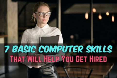 7 Basic Computers Skills That Are a Must When Entering Job Market