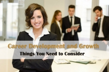Career Development And Growth: Things You Need To Consider