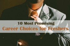 10 Most Promising Career Options for Freshers