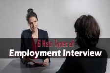 6 Main Types of Employment Interviews
