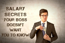 5 Salary Secrets that Boss Will Never Tell You