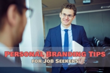 Getting it Right- Personal Branding Tips for Job Seekers